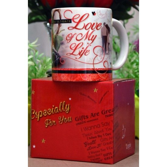 Love Quotes Cup